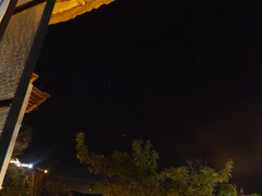 panoramica nocturna (nava22mx) Tags: taxco guerrero mexico 2016 astronomia estrellas pleyades nava22mx
