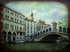 Rialto revisited (oh.suzannah) Tags: tas rialto bridge grand canal venice