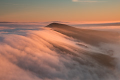 Derbyshire (Alan-Taylor) Tags: mist mamtor losehill fog inversion derbyshire dawn sunrise outside outdoors canon 70d