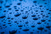 droplets [Day 2888] (brianjmatis) Tags: carhood drops macro photoaday project365 rain water
