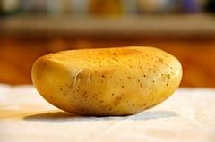 FOOD TIP: De-skin Potatoes Without a Peeler (simplecookingclub) Tags: recipe food cooking recipes potatoes foodtips