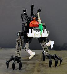 Skorchlands Skout (spencerwinson) Tags: lego toys mech mecha castle