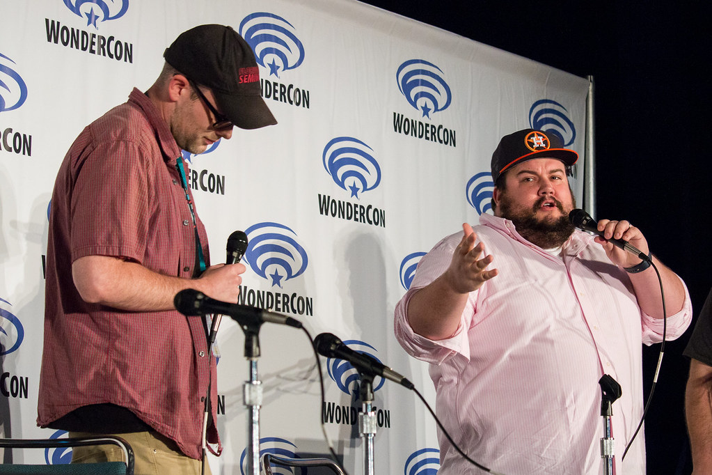 The World's Best Photos of honesttrailers and wondercon