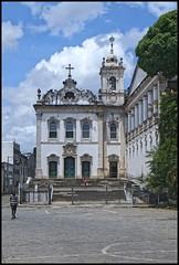 Igreja do Santissimo Sacramento do Pilar e Santa Luzia (wilphid) Tags: salvador bahia brasil brsil cidadebaixa btiments architecture port funiculaire