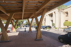 Marrakech City Hall Solar Carport COP22 by InnoVentum (InnoVentum AB) Tags: cop22 unido innoventum innovation solar pv gef energimyndigheten morocco marrakech