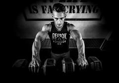 Fitness-2 (dandrasphoto) Tags: andras deak vagyim avakov muscle izom er strong force fekete fehr black white blackandwhite portr portrait fitness workout canon 1d mkiv mk4