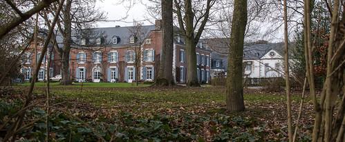 Vieux-Waleffe, kasteel
