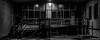 Night Delivery (PJ Resnick) Tags: pjresnick perryjresnick washingtondc pjresnickgmailcom ©2016pjresnick ©pjresnick contrast digital light shadow texture black highspeediso shadows fujifilm fuji fujinon xf resnick dark detail xf18mmf2r 18mm xf18mm fujinonxf atmosphere noir mood highlights night streetphotography street windows xpro2 fujifilmxpro2 wall structure building rectangular rectangle bw blackwhite blackandwhite wet rain tone outdoor water monochrome monochromatic 2x5 dock steps ramp tire window door cinderblock acrosr fujifilmacrosr filmsimulation