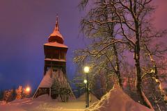 Arctic Winter (hapulcu) Tags: winter church sweden arctic kiruna suede suecia