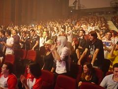 Concert LINE - Mang'Azur 2014 - P1820569 (styeb) Tags: 26 manga convention palais neptune avril azur 2014 toulon afj mangazur