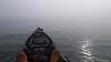 Middle of nowhere (Nicolas Valentin) Tags: uk morning sea sky cloud mer fish clouds freedom scotland fishing bravo scenery europe kayak alba scenic explore kayaking flyfishing eastcoast ecosse kayakfishing kayakscotland kayakfishingscotland