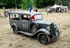 French resistances Renault Monaquatre (The Adventurous Eye) Tags: french renault resistance ffi monaquatre