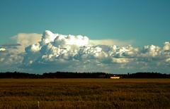 Wolkenspiel (gutlaunefotos ☮) Tags: himmel wolken wetter