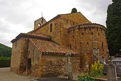 Vernajoul (Arige) (PierreG_09) Tags: roman mh glise chapelle assomption arige midipyrnes vernajoul