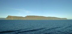 Sailaway from Isafjordur, Iceland (scarboroughcruiser) Tags: cunard queenelizabeth