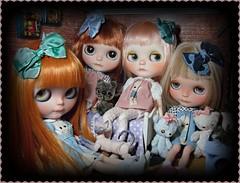 Cutie Kewpie dresses ♥