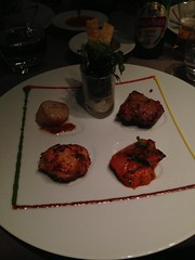 Rasoi by Vineet, michelin star rest in Geneva!