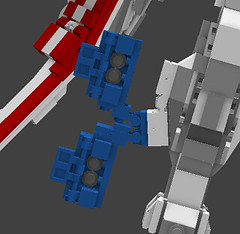 Liberty Gundam - Leg Missiles (TF Twitch) Tags: usa mobile digital america liberty freedom robot justice war day lego eagle designer space military united 4 bald 4th july suit scifi fi states independence gundam fourth sci mecha mech mechas ldd