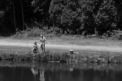 A bad day of fishing is better that a great day at work (busterboy1956) Tags: lake blackwhite fishing pennsylvania pa redman yorkpa fishinginpennsylvania fishingatlakeredmaninyorkpennsylvania lakeredmanyorkpa
