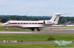 N922H -2 (PHLAIRLINE.COM) Tags: flight international airline planes philly airlines honeywell phl inc spotting vi 2012 gulfstream bizjet generalaviation spotter philadelphiainternationalairport kphl g650