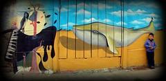 seguimos a(r)mándonos (Felipe Smides) Tags: mural whale barrio ballena renato calle13 muralismo smides felipesmides