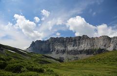 Rochers de Fiz (siebensprung) Tags: france mountains alps landscape berge ridge alpen landschaft gebirge rochersdefiz