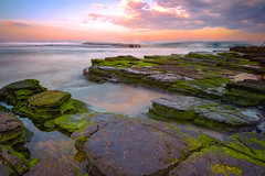 Turimetta Beach pt.2 (murlito) Tags: sunset beach moss sydney nsw beaches northern turimetta