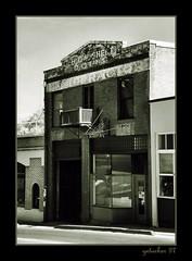 Bisbee AZ 1997 (the Gallopping Geezer 3.5 million + views....) Tags: old arizona bw white black southwest west building blackwhite az structure historic mining western ghosttown bisbee toned wildwest corel oldwest