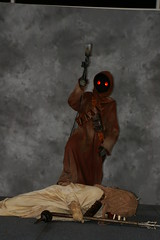 SDCC 2007 1639 (Photography by J Krolak) Tags: starwars costume cosplay masquerade comiccon jawa sdcc sandpeople sandiegocomiccon sandiegocomiccon2007 sdcc2007