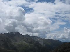 Abstieg Antholzener See über Almerhorn 7.8.2014 (pilot_micha) Tags: summer sky cloud mountain alps berg tirol österreich sommer himmel wolke august alpen aut stjakob wanderung osttirol bergwanderung a riesenfernergruppe riesenferner august2014 07082014
