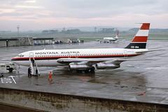OE-IRA.PIK091077copy (MarkP51) Tags: aircraft aviation boeing prestwick pik b707 egpk oeira montanaaustria