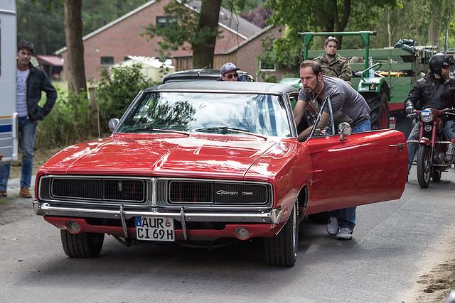 auto car dodge charger 2014 automobil bockhorn oldtimermarkt oldtimertreffen