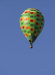 Balloons over Valmiera, Latvia (Una S) Tags: summer sky hot race balloons fly high air over latvia 2014 valmiera latvija