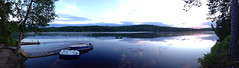Panoramic Of My Cottage.. ( SNAPShots  by: Patrick J.Whitfield) Tags: road camera city sunset summer sky sun white snow ontario canada storm mountains hot macro slr nature beautiful clouds sunrise canon airplane photography eos rebel dawn landscapes scenery driving skies view dusk britishcolumbia exploring ottawa jets jet trails windy stormy views heat gatineau cottoncandy imagination thunderstorm setting majestic birdseyeview mothernature cloudporn chemtrails cloudscapes t3i upupandaway ontheroadagain clearbluesky intheclouds redskyatnightsailorsdelight iphone5 redskyinthemorningsailorswarning follow4follow earthporn like4like