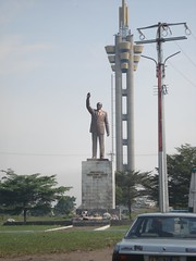 "the Lumumba Monument • <a style=""font-size:0.8em;"" href=""http://www.flickr.com/photos/62781643@N08/14810225328/"" target=""_blank"">View on Flickr</a>"