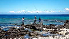 Rock Fishing (Cannon Taylor Photos) Tags: hawaii bigisland cannontaylorphotography