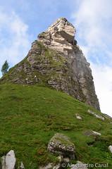 Urlo di roccia
