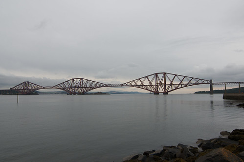 Early morning at 4th Railway Bridge, Queensferry ©  Still ePsiLoN