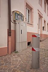 Ottweiler #10 (beauty of all things) Tags: museum architektur saarland schaltkasten urbanes ottweiler junctionboxes verteilerkästen
