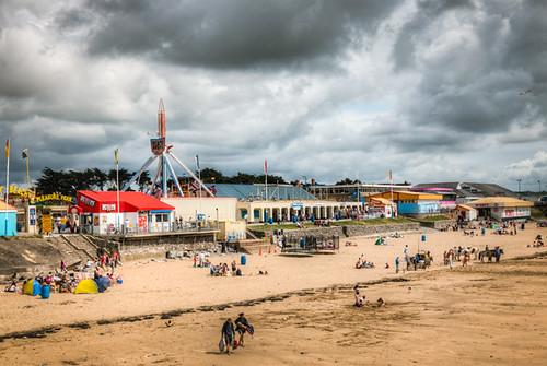 Coney beach, Porthcawl