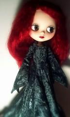 Blythe-a-Day August 2014#11: Hair: Rhiannon-Narcissa Rose