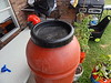 TOP ON BARREL (coupe1942) Tags: compost compostbin composter diycompostbin