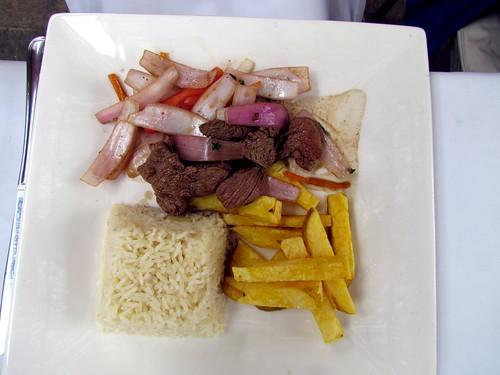 87 Larco Museum Restaurant Lima Peru 1786