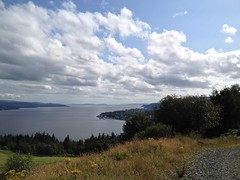 View down the Clyde (goforchris) Tags: scotland argyll forests firthofclyde cowal blairmore