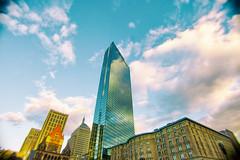 Skies Above Boston