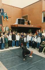 "Supafly 1995 & 1996 (Helsinki street art office Supafly) Tags: color art history graffiti helsinki colorful spray hel stoa itäkeskus ""street art"" itähelsinki katutaide supafly polte stoan aukio graffitilife nuorisotalo kaupunkikulttuuri nuorisoasiainkeskus kapunkikulttuuri monitoimikeskus"