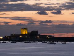 Le Fort de Socoa (DaveKav) Tags: sunset france fort atlantic 64 paysbasque saintjeandeluz socoa fortdesocoa connected2015