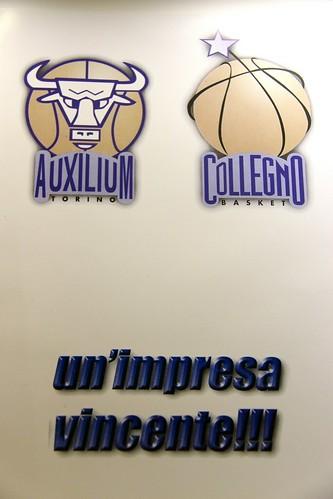 Auxilium Torino e Collegno Basket insieme