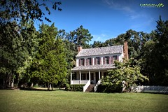 (itsbrandoyo) Tags: park old house sc home architecture witherspoon memorial antique south southcarolina nelson historic southern plantation restored lowcountry kingstree fluitt thorntree