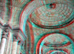 Sacre-Coeur Paris 3D (wim hoppenbrouwers) Tags: sacrecoeur paris 3d parijs anaglyph stereo redcyan sacrecoeurlabasiliquedusacrécœur montmartre